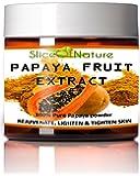 Slice Of Nature Papaya Fruit Extract Facial Mask, 5 oz