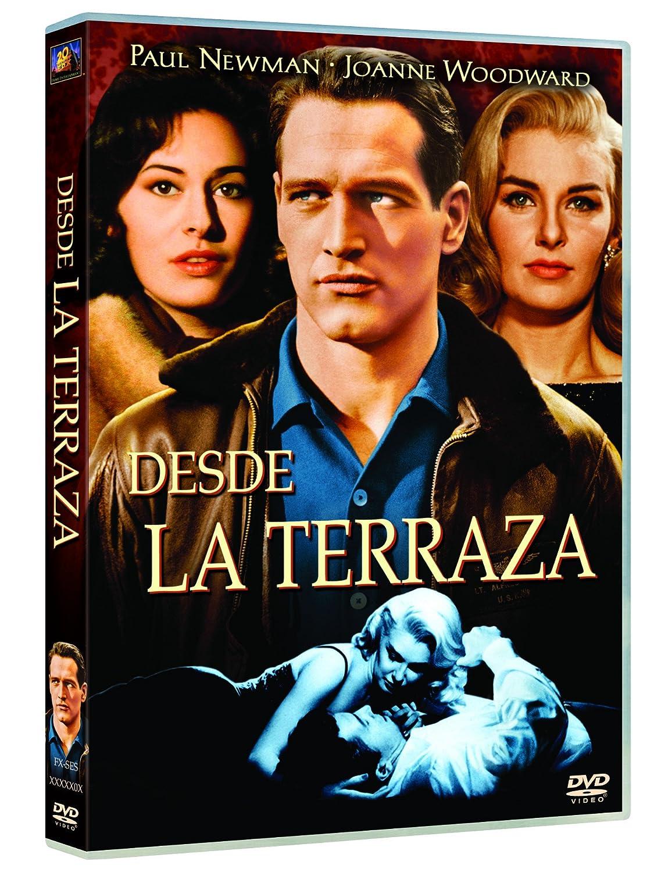 Desde La Terraza [DVD]: Amazon.es: Myrna Loy, Paul Newman, Barbara ...