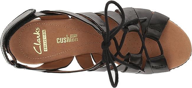494e0bbede85 Women s Helio Mindin Wedge Sandal. CLARKS Women s Helio Mindin Wedge Sandal