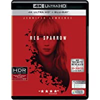 Red Sparrow (4K UHD & HD) (2-Disc)