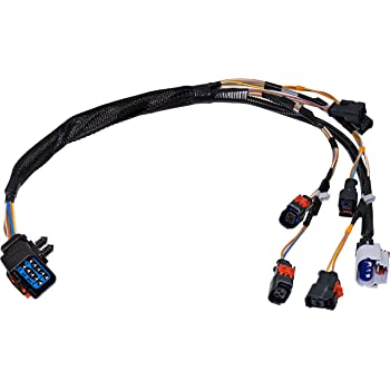 new APDTY 756326 Wiring Harness Pigtail Connector (2 Wire 2