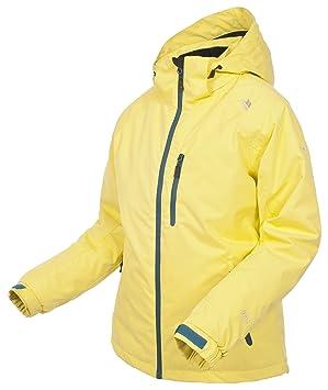 b86998dea8 Trespass Jara Ski Jacket for Women Yellow Jaune - Jaune pâle Size XXS