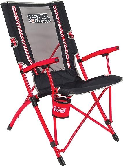 Coleman Chaise de Camping Bungee, chaise pliante légère