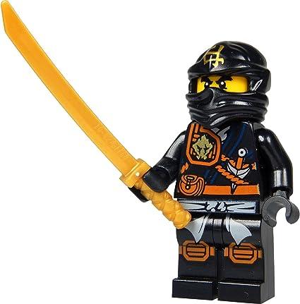 Amazon.com: LEGO® Ninjago Minifigura – Cole zukin Robe ...