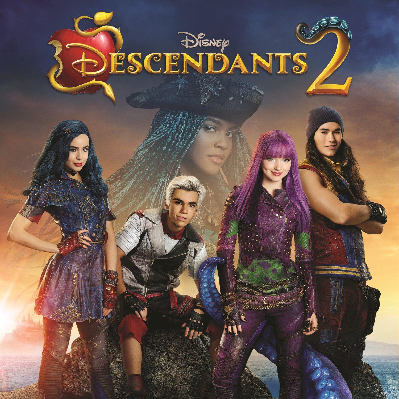 Descendants 2 Original Tv Movie Soundtrack By Various Artists On