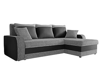 Mirjan24 Ecksofa Kristofer Lux Eckcouch Couch Mit Schlaffunktion