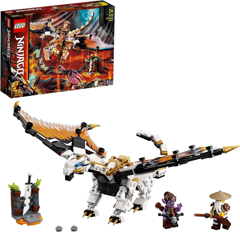 レゴ(LEGO) ロイヤル・ドラゴン: アルビリオン 71718