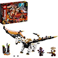 LEGO Wu's Battle Dragon Building Kit