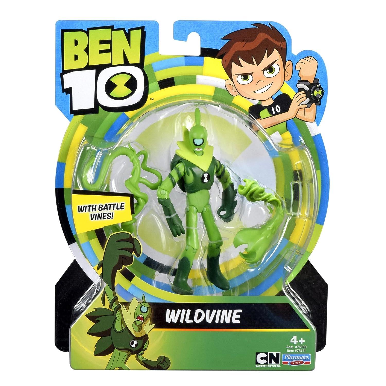Ben 10 Wildvine Action Figure Playmates Toys 76111