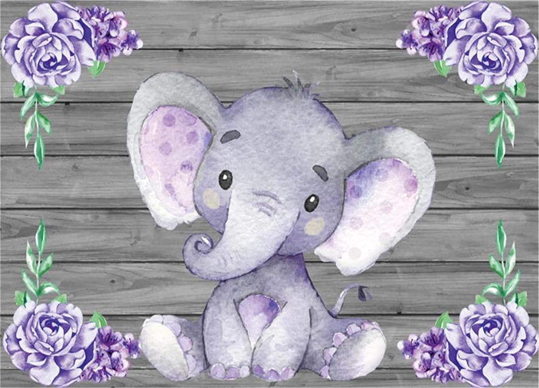 Amazon Com Laeacco Royal Purple Elephant Backdrop 8x6ft Wooden Photography Background Cute Purple Elephant With Flowers Pattern Wooden Background Studio Props Toys Games,Christina Anstead Tarek El Moussa