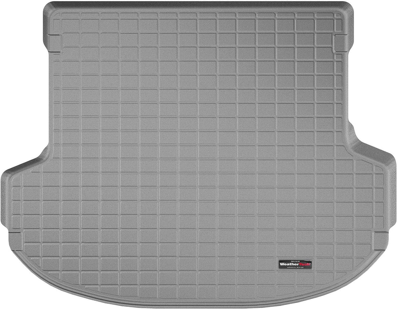 Grey 421211 WeatherTech Custom Fit Cargo Liner Trunk Mat for Hyundai Santa Fe