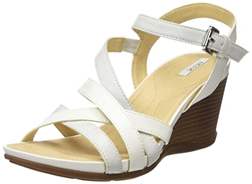 565464094ec5 Geox Women s D DOROTHA Fashion Sandals  Amazon.ca  Shoes   Handbags