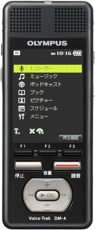 OLYMPUS ICレコーダー Voice-Trek 8GB DM-4   B003SIC7FW
