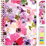 """HARDCOVER Academic Year 2020-2021 Planner: (June 2020 Through July 2021) 8.5""""x11"""" Daily Weekly Monthly Planner Yearly…"""