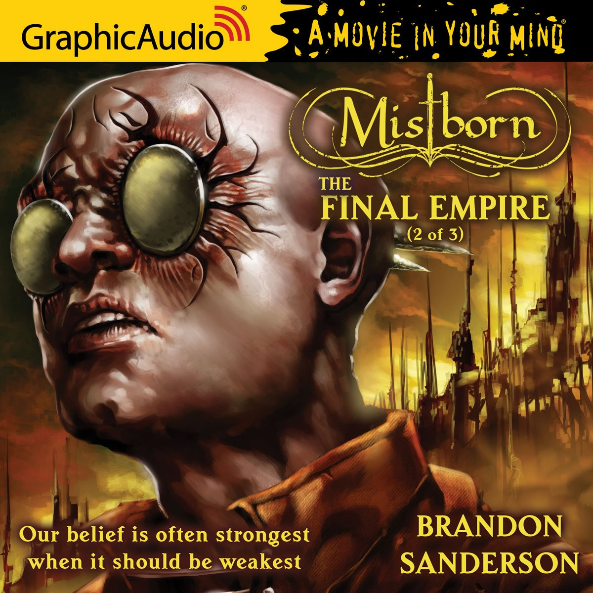 Read Online Mistborn 1: The Final Empire (2 of 3) ebook