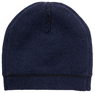812b8c88bf74a UGG Womens Two Color Beanie in Navy Multi at Amazon Women s Clothing store