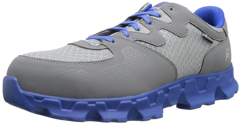 [ティンバーランド] PRO メンズ Grey/Blue Microfiber and Textile B00HNO32EW