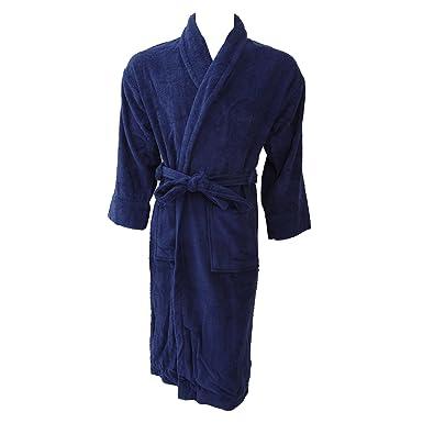 Exceptionnel Jassz Towel Plain Bath Robe (380 GSM) (3XL/4X) (Navy