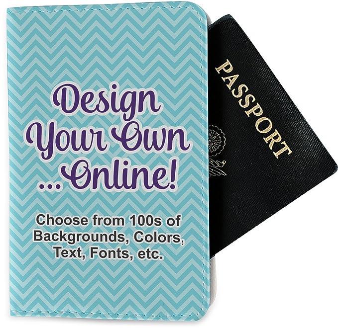 Amazon com: Design Your Own Passport Holder - Fabric