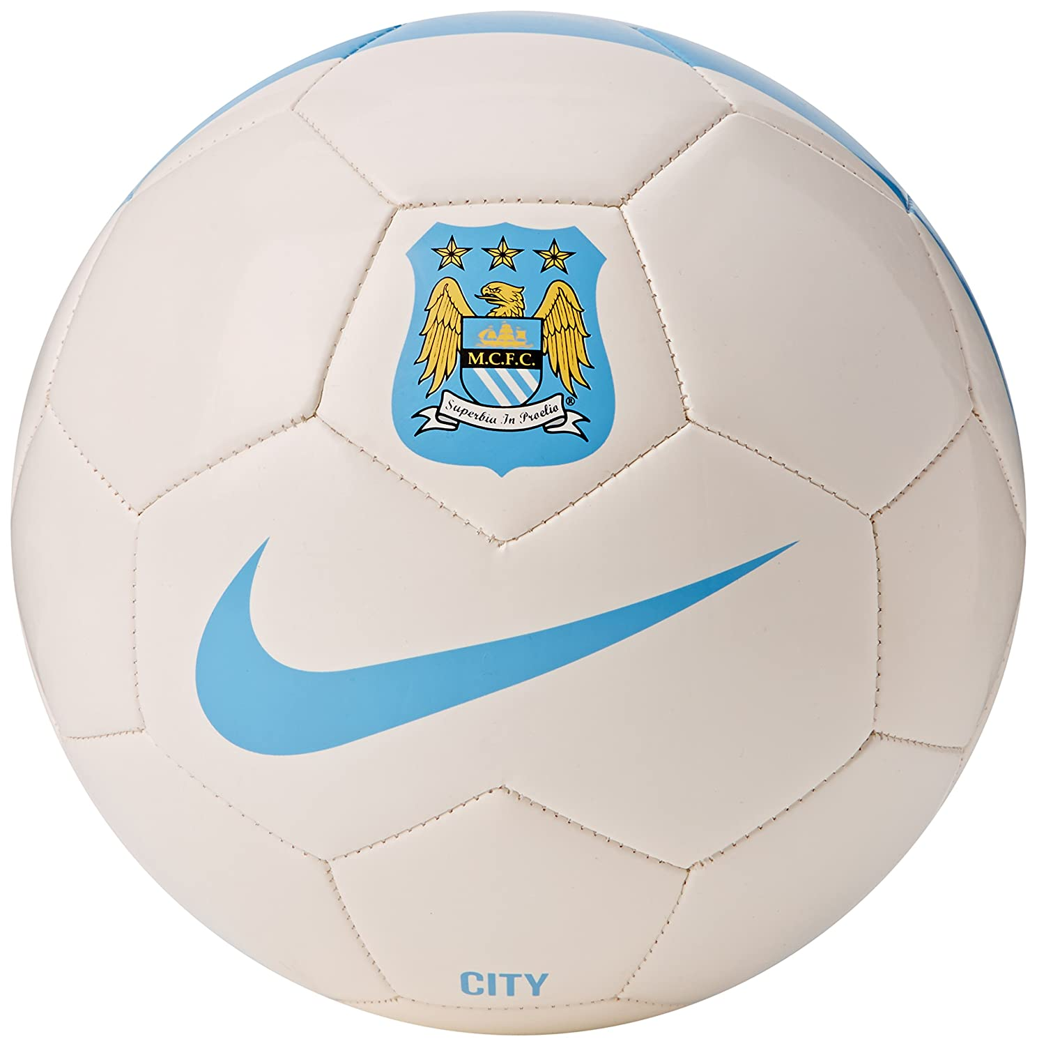 Nike Supporters Man City - Balón FC Manchester City 2015/2016 ...