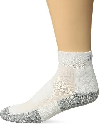 JMX Thorlos Mens Running Thick Padded Ankle Mini-Crew Socks
