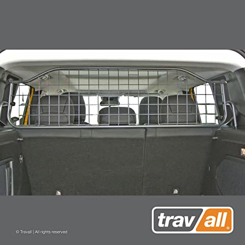 Travall Guard Compatible with Jeep Renegade with Sunroof 2014-Current TDG1510 – Rattle-Free Steel Vehicle Specific Pet Barrier