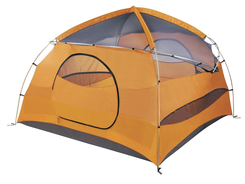 Marmot Herren Familien-Camping Zelt Halo 4P, Pale Pumpkin/Terra Cotta, ONE