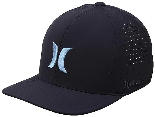 Hurley Phantom Vapor 2.0 Hat - Obsidian - S/M