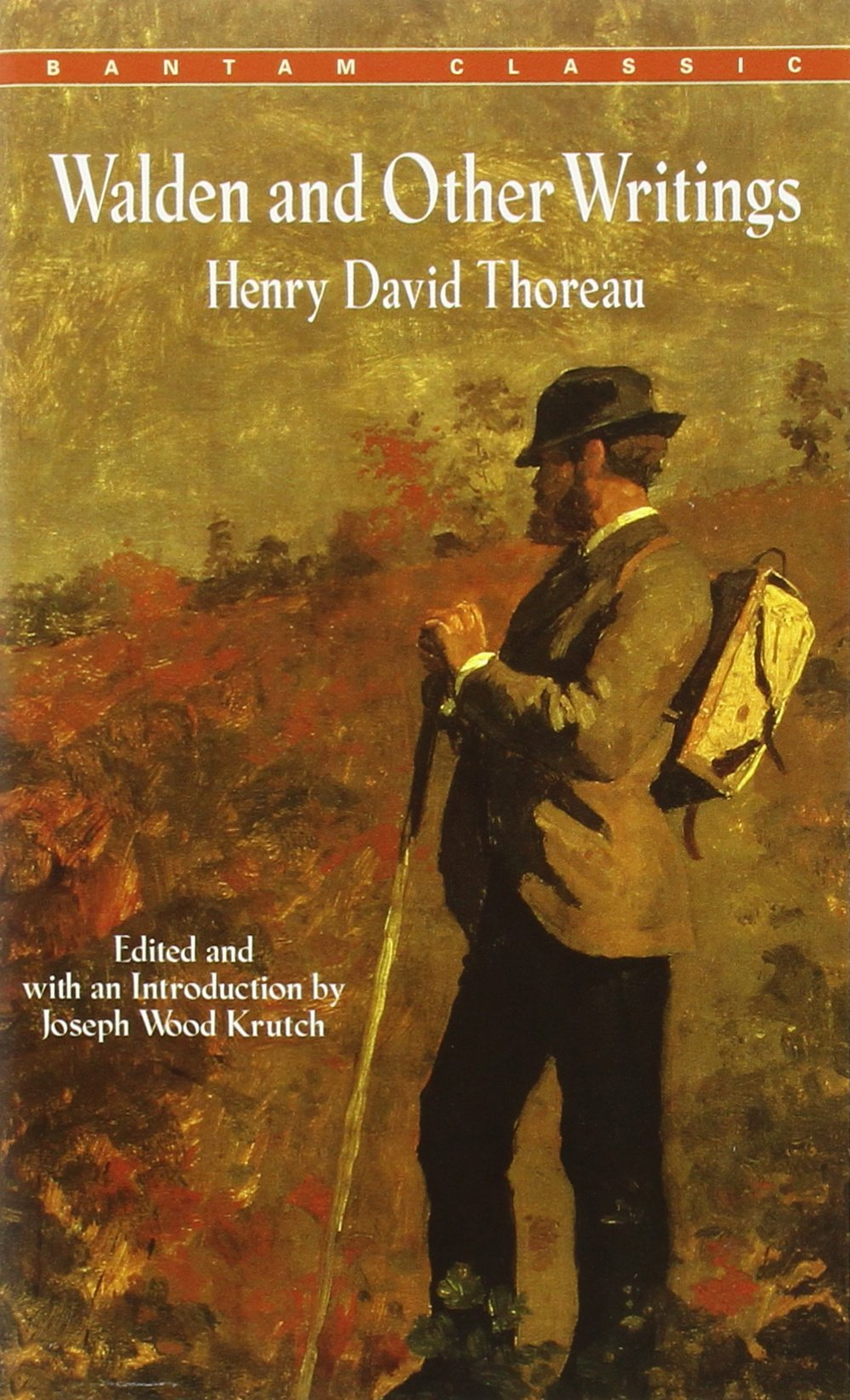 walden and other writings henry david thoreau 9780553212464 walden and other writings henry david thoreau 9780553212464 american literature