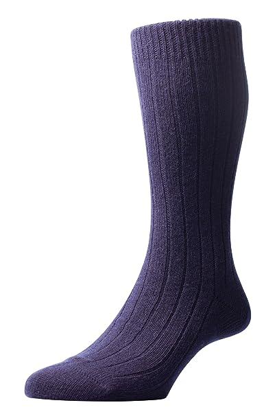 Calcetines de cachemira para hombre, de la marca Pantherella: Amazon.es: Ropa y accesorios
