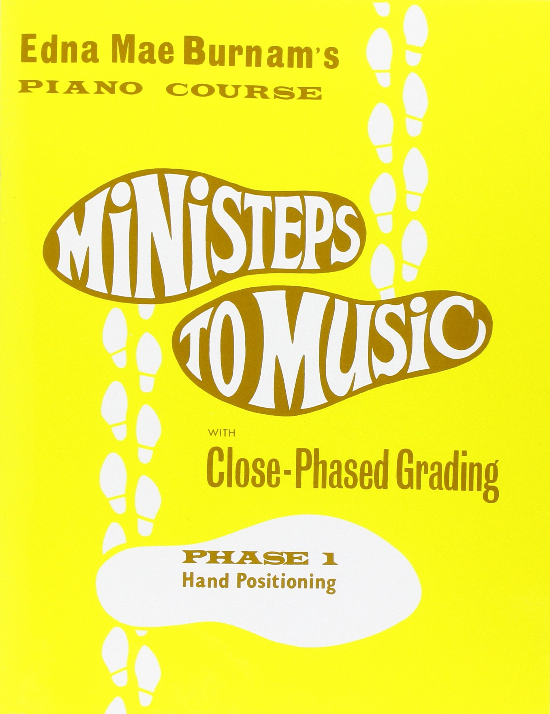 Read Online Ministeps To Music Phase One: Hand Positioning pdf