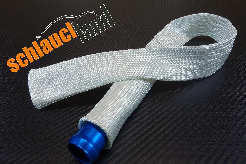 1m Kevlar Titan Hitzeschutzschlauch ID 20mm *** Wärmeschutz heat sleeve Schlauch
