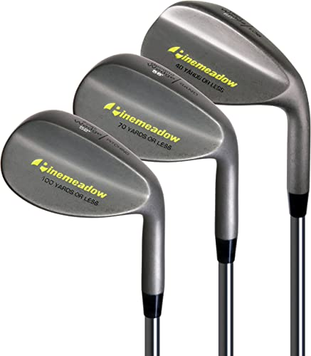Pinemeadow Wedge Golf Clubs For Beginner