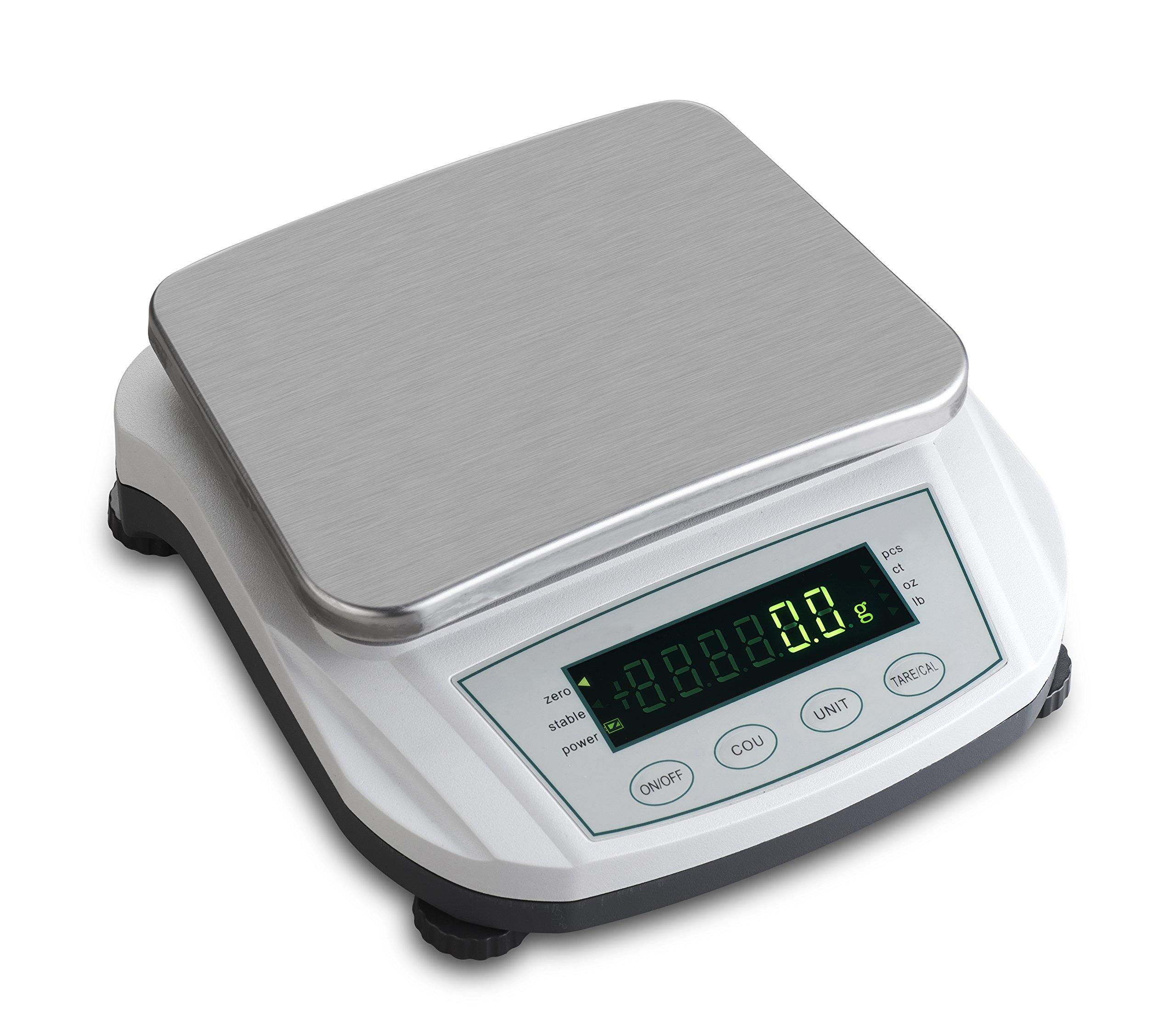 Digital Electronic Scale Balance High Precision Analytical Balance Precision Digital Balance Scale 500g/0.1g