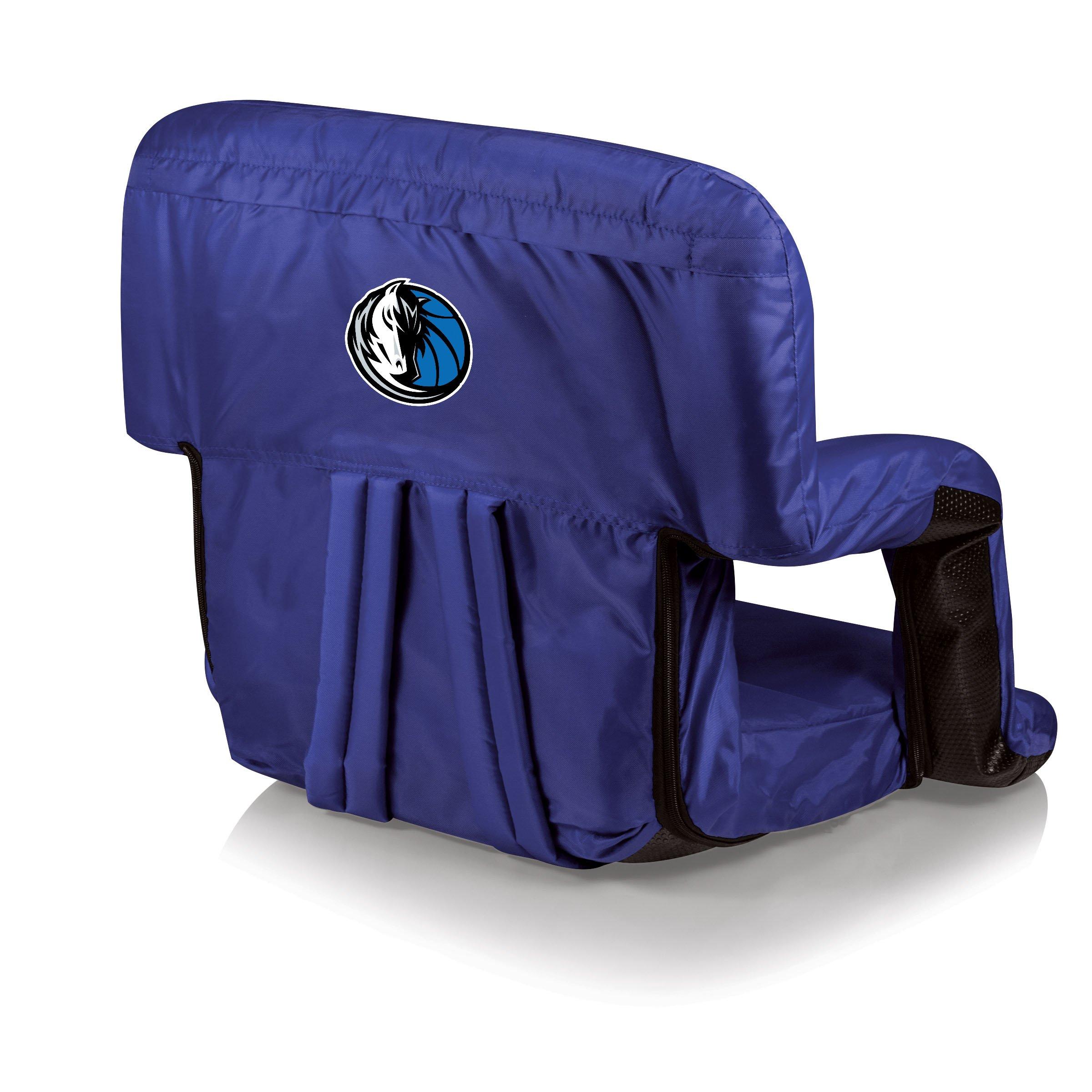 PICNIC TIME NBA Dallas Mavericks Ventura Portable Reclining Seat