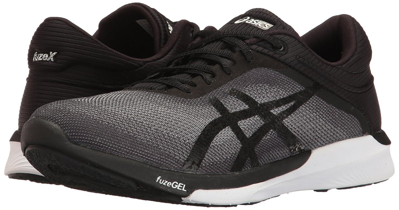 ASICS Shoe Women's Fuzex Rush Running Shoe ASICS B01GU2TN22 10 B(M) US Mid Grey/Black/White db64b8
