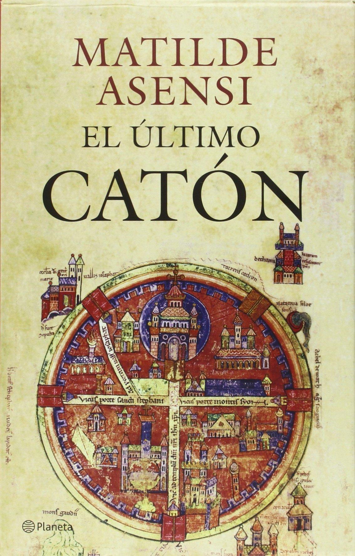 Amazon.com: ESTUCHE MATILDE ASENSI: EL ÚLTIMO CATÓN + EL ...