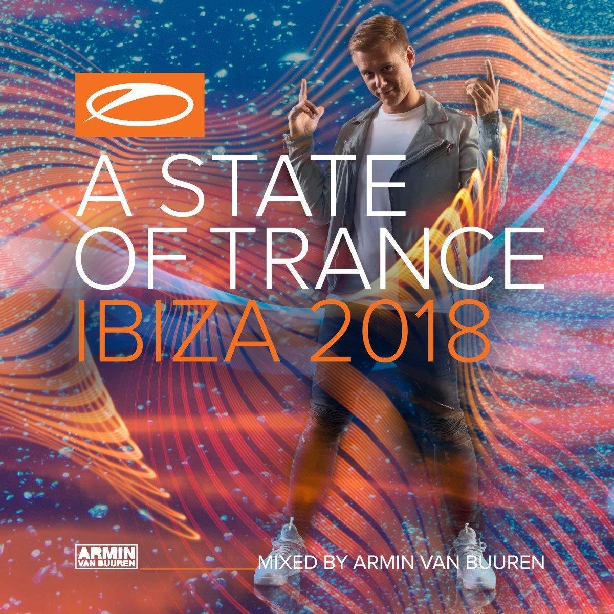 CD : Armin van Buuren - State Of Trance Ibiza 2018 (Holland - Import, 2PC)