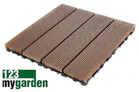 Wpc bpc terrazze diele piastra pavimento di piastrelle piastrelle in