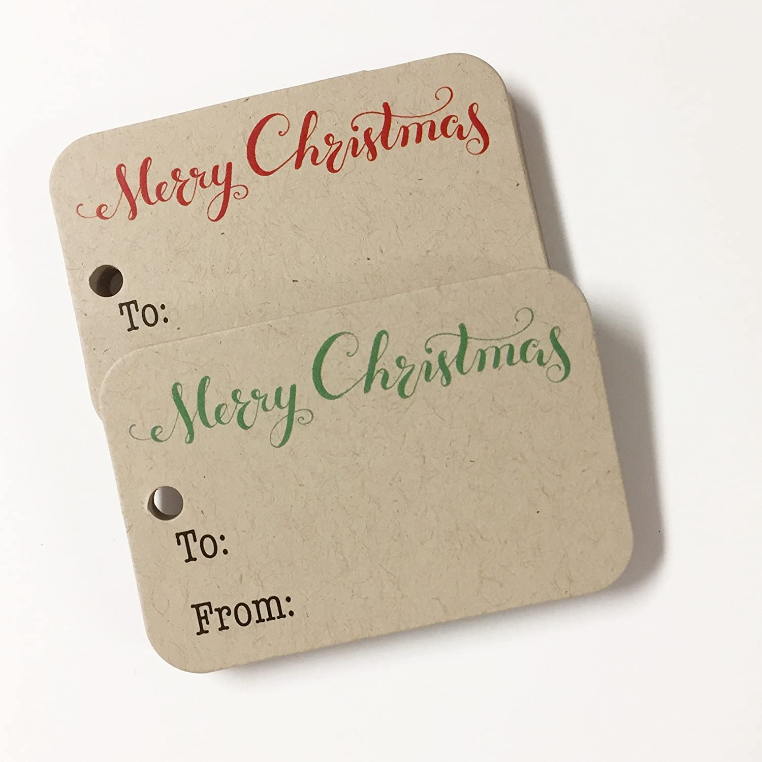 amazon com gift tags handmade products