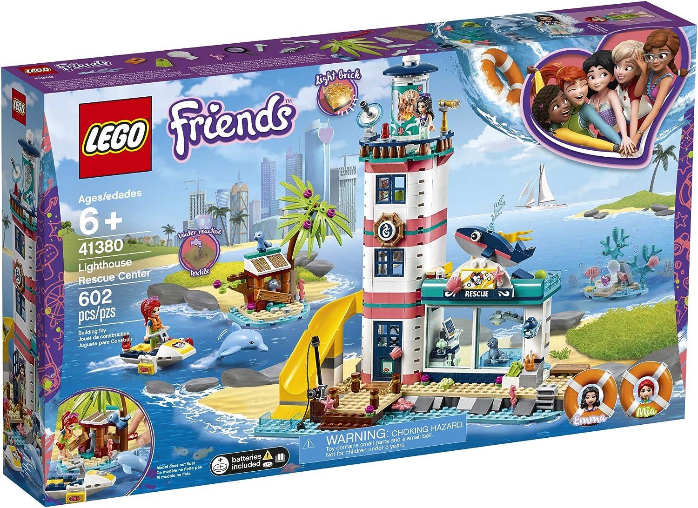 Lego Friends Lighthouse Rescue Centre Building Set 41380