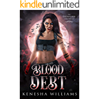 Blood Debt: The Daywalker Chronicles Book 1 book cover