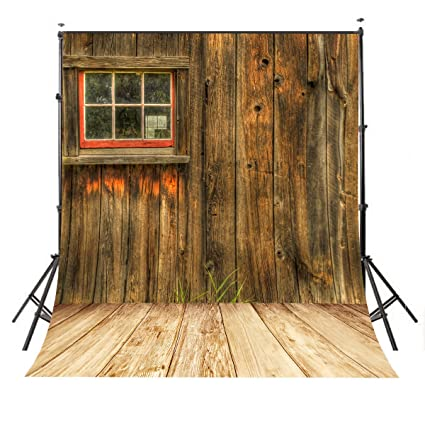 Amazon Lylycty 5x7ft Rustic Barn Door Wall Photography