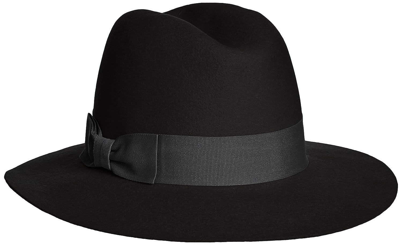 Amazon | (ハット アタック)Hat Attack ORIGINAL MEDIUM BRIM EAF403 BLACK ブラック ONESIZE | ハット 通販