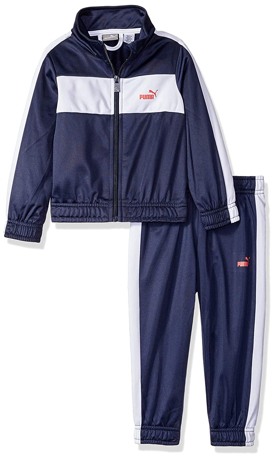 PUMA Little Girls' Jogger Set