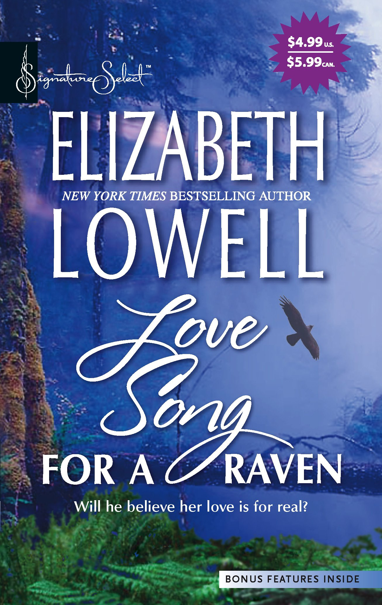 Love Song For A Raven (Harlequin Signature Select) PDF