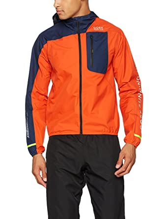 Gore Running Wear Fusion Windstopper Active Shell Chaqueta, Hombre