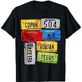Amazon.com: Honduras Tshirt Que Pedos Maje Mano Catracha Camiseta RP ...