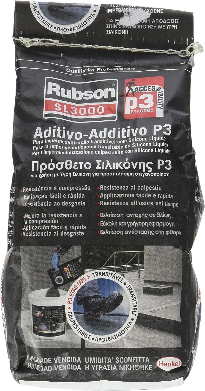 Henkel 88500 88500-Aditivo p3 1kg Negro