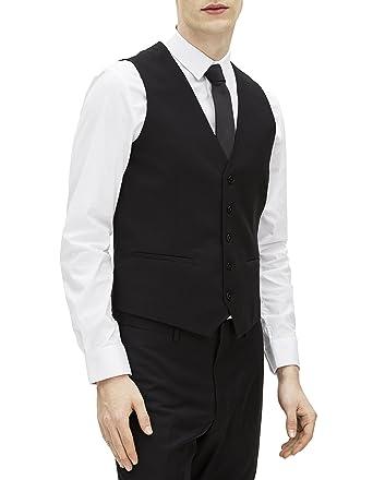 Celio Dugihit Men's Vest  Amazon.co.uk  Clothing 509ebf218e73